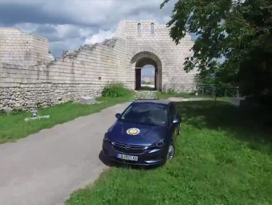 Promotional video of the new Opel Astra