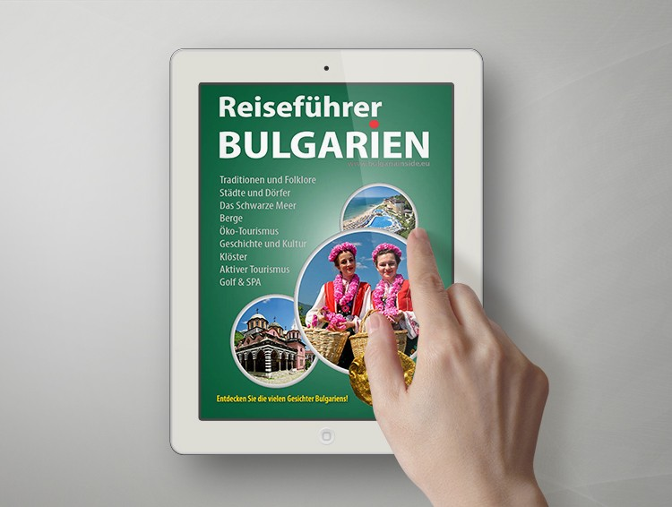 Bulgaria guide - german edition