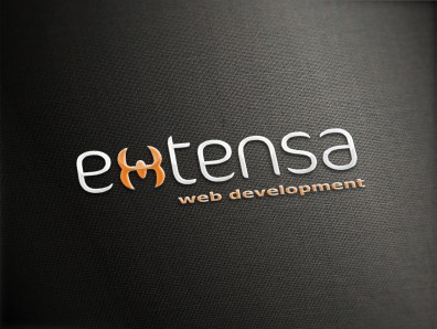 Extensa web development logo