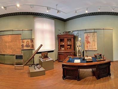 Virtual tour of Museum of education