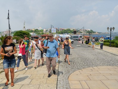 """Polish journalist tour - theme """"Sea, culture and birdwatching"""""""