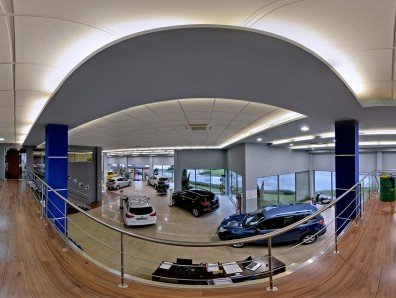 Virtual tour of Veko autocenter