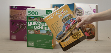 Book series <br /> &#34;Traveler's guide to Bulgaria&#34;